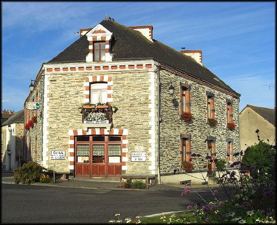 Hôtel du Don, Marsac-sur-Don, Loire-Atlantique, Nantes, Rennes
